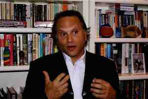Buzz Bissinger, courtesy of Sportress of Blogitude